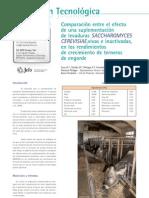 cys_33_26-28_Comparación entre el efecto de una suplementación de levaduras SACCHAROMYCES CEREVISIAE,vivas e inactivadas, en los rendimientos de crecimiento de terneros de engorde