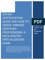 2V0-621 Certification Guide and How to Crack VMware Certified Professional 6 - Data Center Virtualization Exam