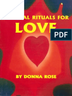 Magic Rituals for Love - Donna Rose