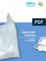 SingleUsePlastic Sustainability