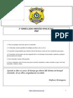 #1º Simulado Missão Policial - PRF (2018).pdf
