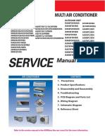 Service Manual AJ052FCJ3EHEU