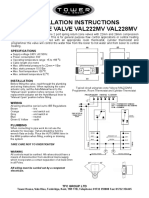Val322mp and Val222mv Instructions