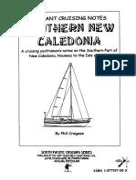 Migrant Cruising Notes New Caledonia Cregeen