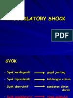 Vasodilatory Shock