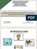Plantilla de Diapositiva Para Derecho Final