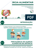 Clube da Criança - Alergia Alimentar