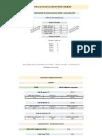 Note de calcul VBA Excel