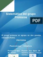 Sistemática de protozoarios