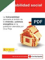 Boletín número 17 sobre la vulnerabilidad social de Cruz Roja