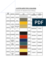 Digital Luftwaffe WW2 Colours