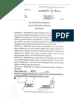 Declaración de Interés Ushuaia