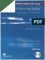 Michael Vince- Intermediate Language Practice