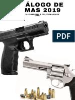 Catálogo Armas Taurus 2019 CAC