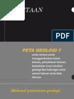 12 Pemetaan GEOLOGI
