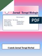 3. JURNAL TERAPI BIOLOGIS.pptx
