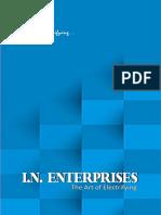 Catelogue I.N.enterprises