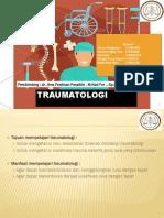 Traumatologi Yes Yes Yes