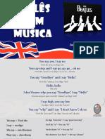 S1E1 - Hello, Goodbye - Aprenda Inglês Com Música