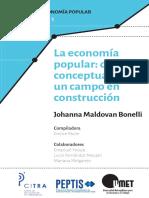 Trabajo y Economía Popular Cuadernillo 1 Libro Completo