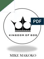 The Kingdom of God by Mike Makoko