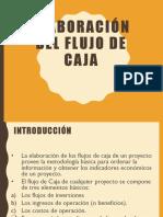 Elaboracion Del Flujo de Caja 1