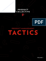 Product Management Tactics Vol 1