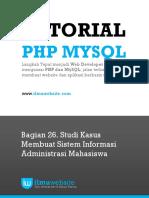 Php&Mysql Bag. 26