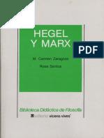 Biblioteca didáctica de filosofía - Hegel y Marx.pdf