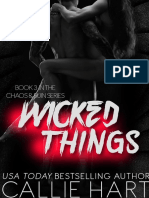 Chaos & Ruin 3 - Wicked Things (PAPA LIVROS)