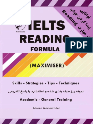 Ielts Reading Formula Maximiser | Speed Reading | Question