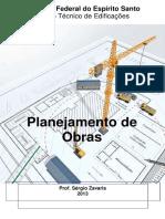 Planejamento de Obras