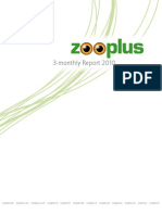Zooplus Report Q12010