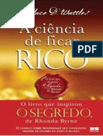 A Ciencia De Ficar Rico - Wallace D. Wattles.epub