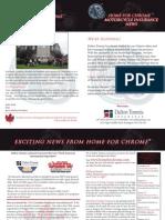 Home for Chrome - Winter 2007 Newsletter