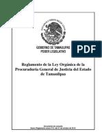 Reg de la Ley Organica Procuraduria Gral Justicia 2015(2).docx