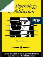 The Psychology Of Addiction.pdf