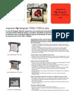 Hp Plotter Designjet 1050c 1055c