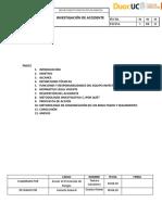 Informe Invetigación de Accidente 04.06.18