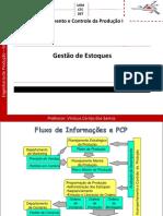 PCP - Estudo Da Implantação Em Uma Construtora