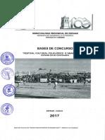 BASES DEL CONCURSO KANAMARKA 2017