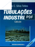 Calculo Tubulação Industrial - Silva Telles