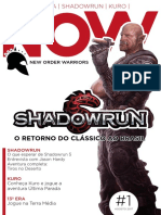 New Order Warrior #1