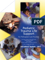 Pediatric Trauma Life Support 3e Update 2017 FINAL