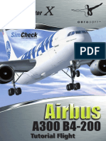 Manual Simchecka300 Tutorialflight Engl