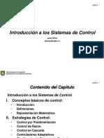 UDEC- Sistemas de Control i