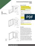 Caja de Distribucion FO - Corning