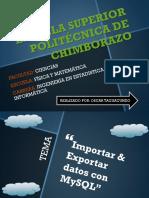 importar y exportar datos.pptx