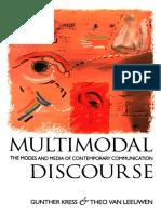 Discurso multimodal