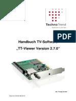 Handbuch TT Viewer